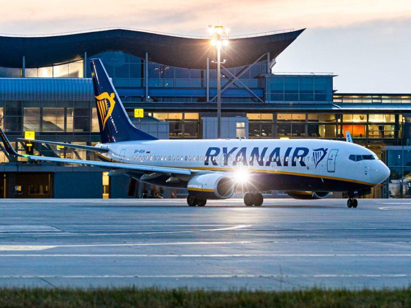 Ryanair готов к агрессивной экспансии в Украине — может зайти в 12 аэропортов с 20 самолетами