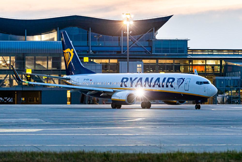 Ryanair готов к агрессивной экспансии в Украине - может зайти в 12 аэропортов с 20 самолетами 5