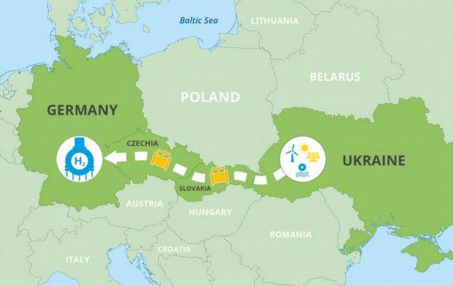 Украина объявила о создании водородного коридора с Германией, Чехией и Словакией 3
