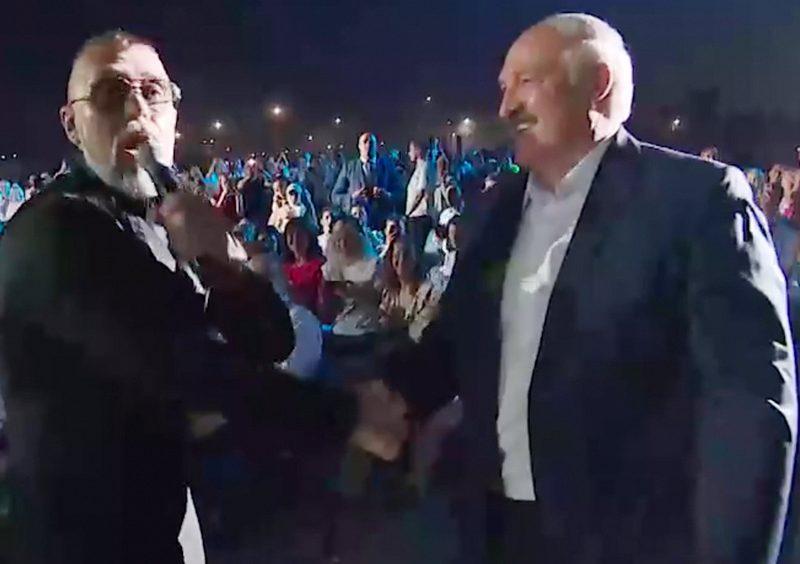 «Зашквар», — в Николаеве требуют отменить выступление рэпера «Полиграф Шарикоff» на концерте ко Дню города