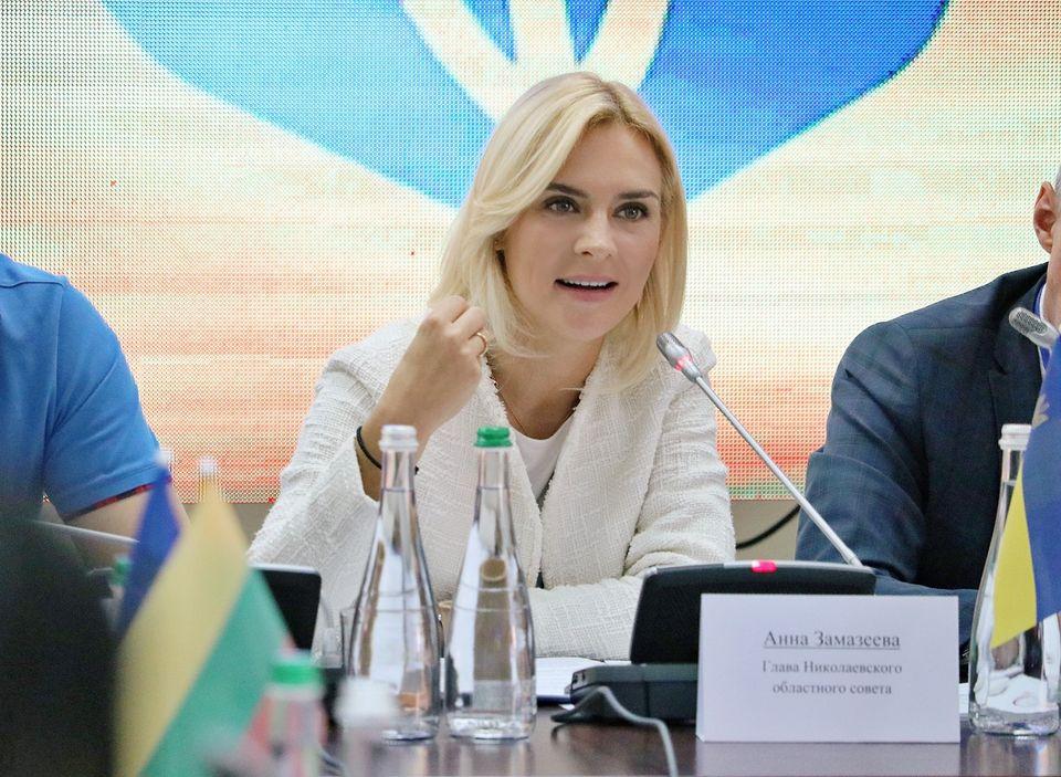 """Ганна Замазєєва: """"Поіоритетне завдання будівництва відстійника увійшло у стадію реалізації"""" (ФОТО) 5"""