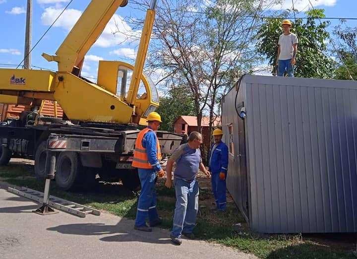 Планируют завершить в декабре: в Николаеве приступили к замене аварийного канализационного коллектора на Флотской (ФОТО)