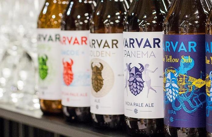 Шоб вы знали. Украинская пивоварня Varvar начала экспорт пива в Нидерланды 5
