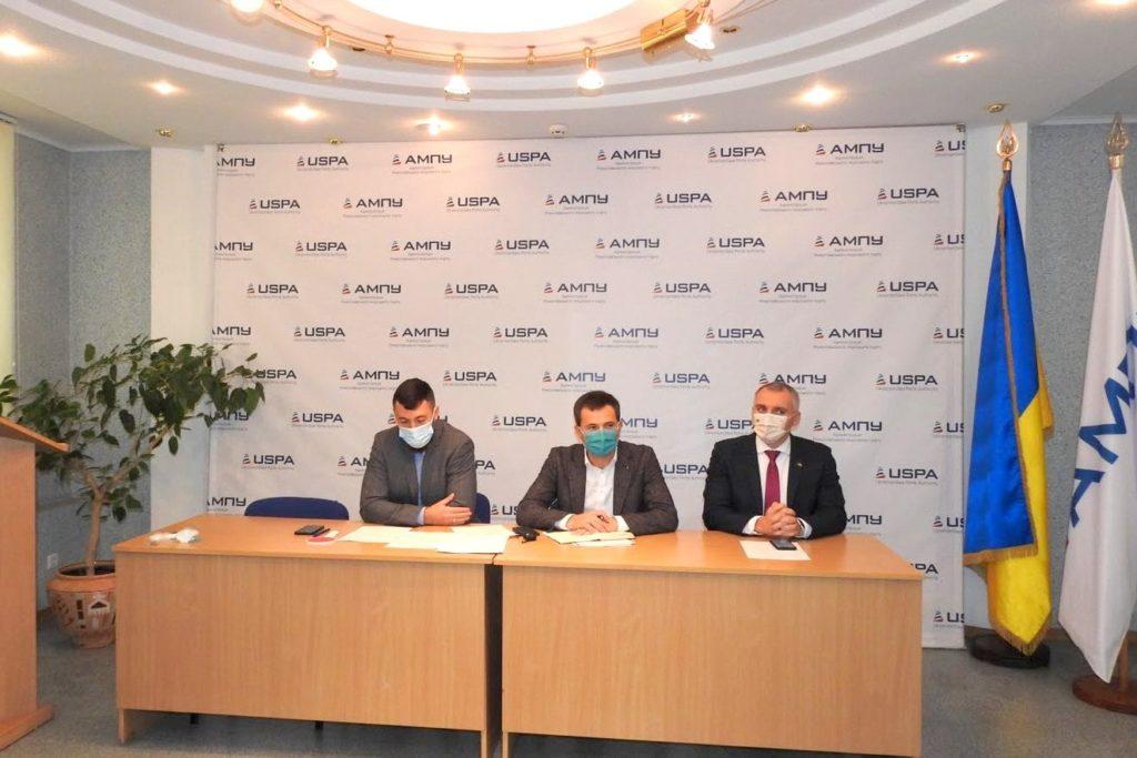 Мастер-план Николаевского порта будет сформирован на основе предложений представителей морского бизнеса - Александр Голодницкий (ФОТО) 1