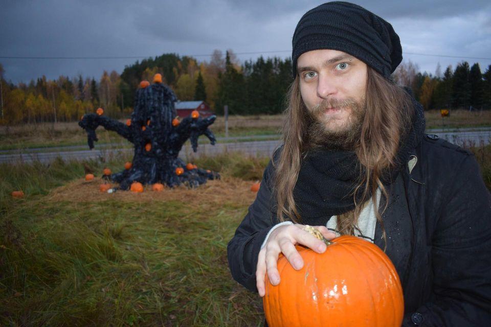 Зачем ждать Хэллоуин? Финскому фермеру удается продавать свои овощи благодаря тыквенному парку (ВИДЕО) 3