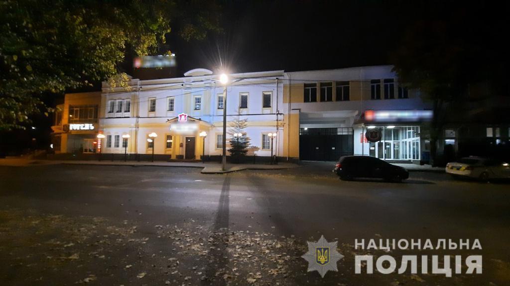 В Николаеве у ресторана «Астория» была драка со стрельбой: один человек в больнице 1