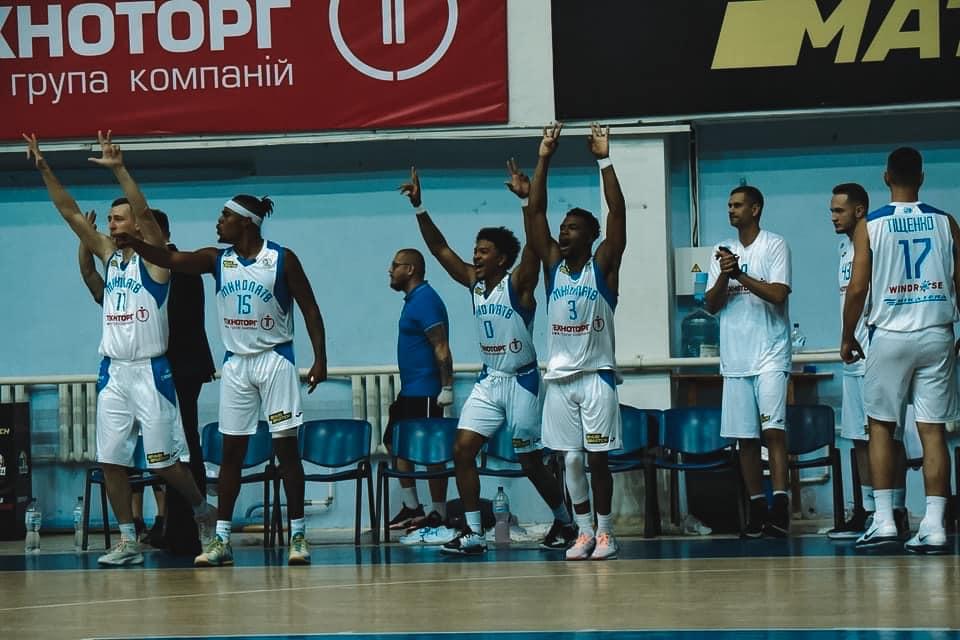 Суперлига Windrose: МБК «Николаев» в нервном матче одолел БК «Днепр» (ВИДЕО) 1