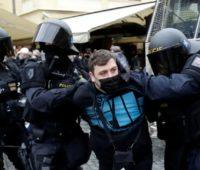 В Чехии задержали «Луганскую бригаду» — украинцы вымогали деньги у украинцев (ВИДЕО)