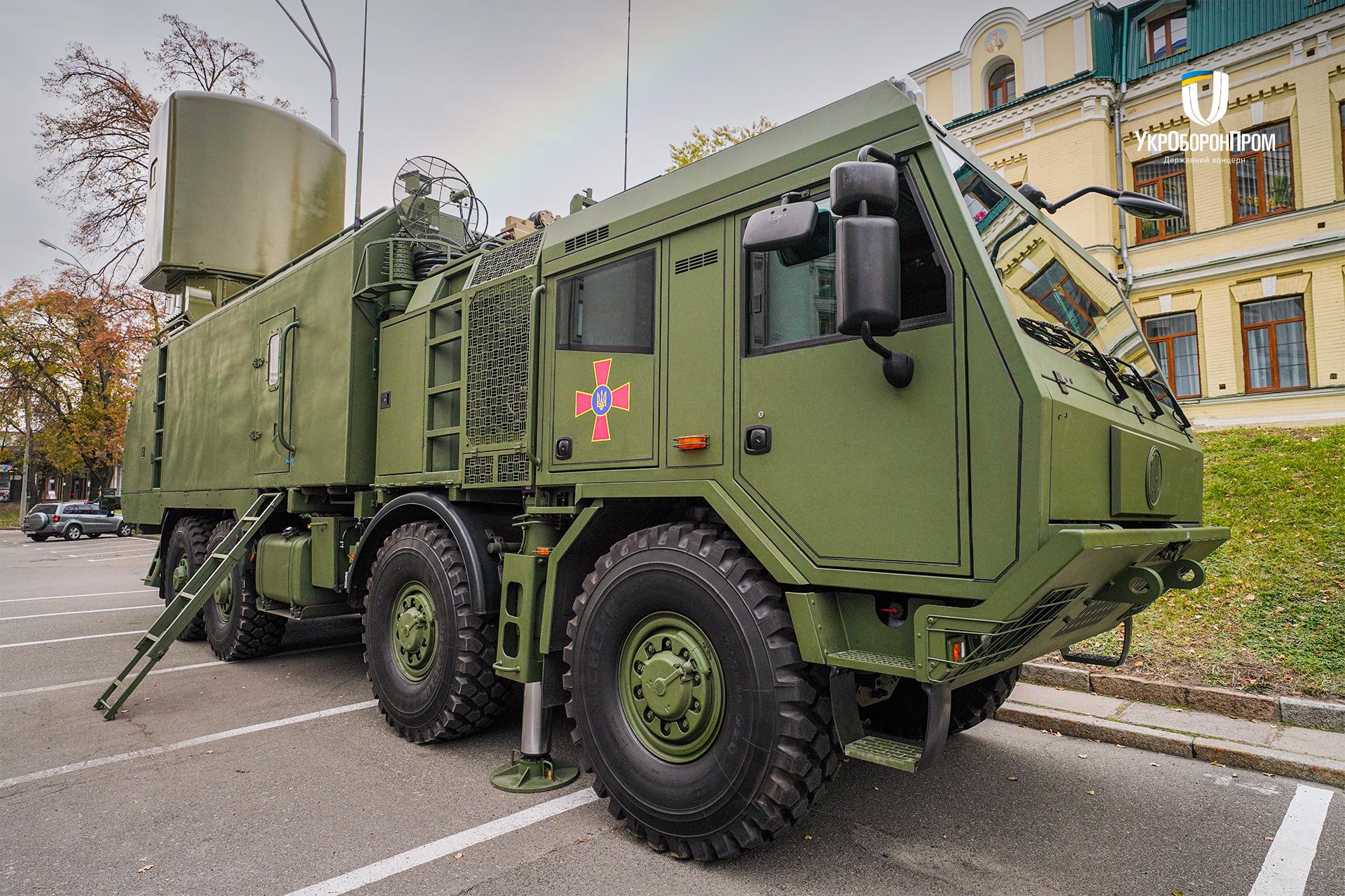 Новый радиолокационный комплекс «Минерал-У» успешно прошел заводские испытания (ФОТО) 3