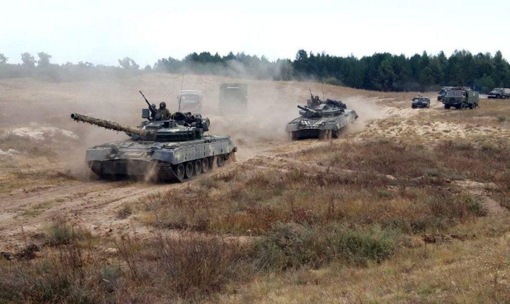 На Николаевщине у морских пехотинцев и резервистов начались учения (ФОТО) 1