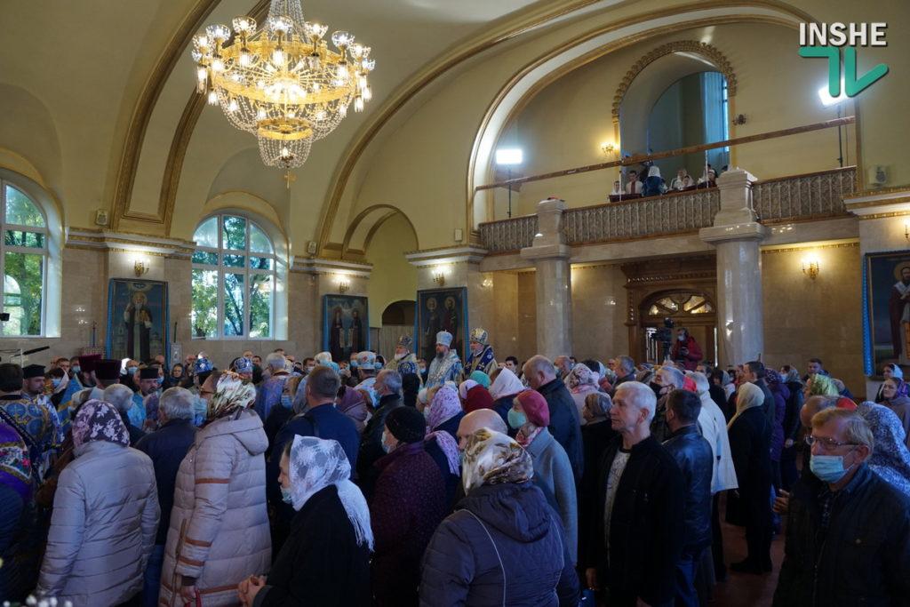Предстоятель Украинской Православной Церкви Епифаний возглавил Божественную литургию в николаевском храме (ФОТО, ВИДЕО) 25