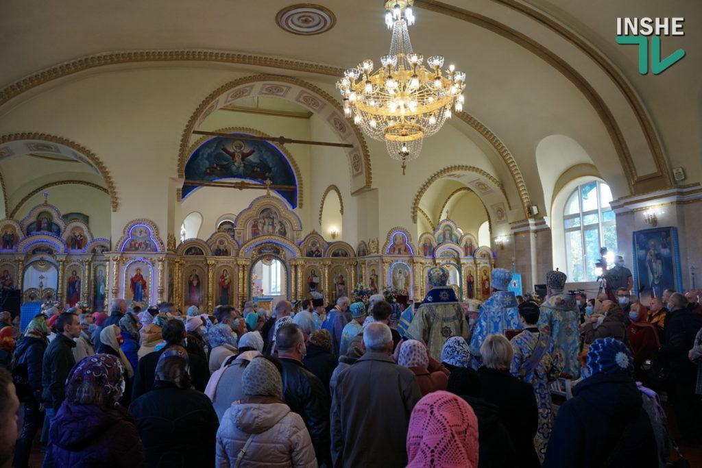 Предстоятель Украинской Православной Церкви Епифаний возглавил Божественную литургию в николаевском храме (ФОТО, ВИДЕО) 29