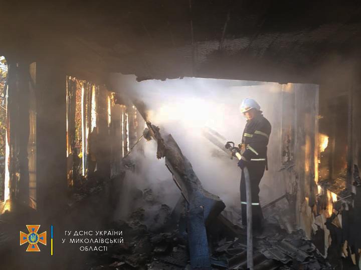 На Николаевщине на пожаре погиб 53-летний мужчина (ФОТО) 16