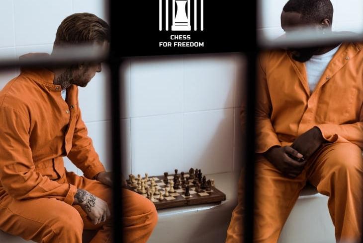 Первый межконтинентальный онлайн-чемпионат по шахматам среди заключенных: от Украины участвуют три команды 5
