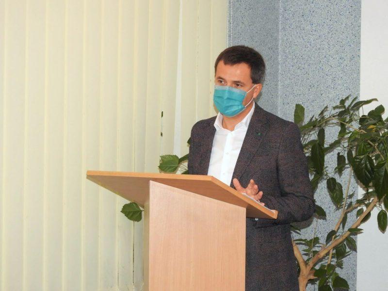 Мастер-план Николаевского порта будет сформирован на основе предложений представителей морского бизнеса — Александр Голодницкий (ФОТО)
