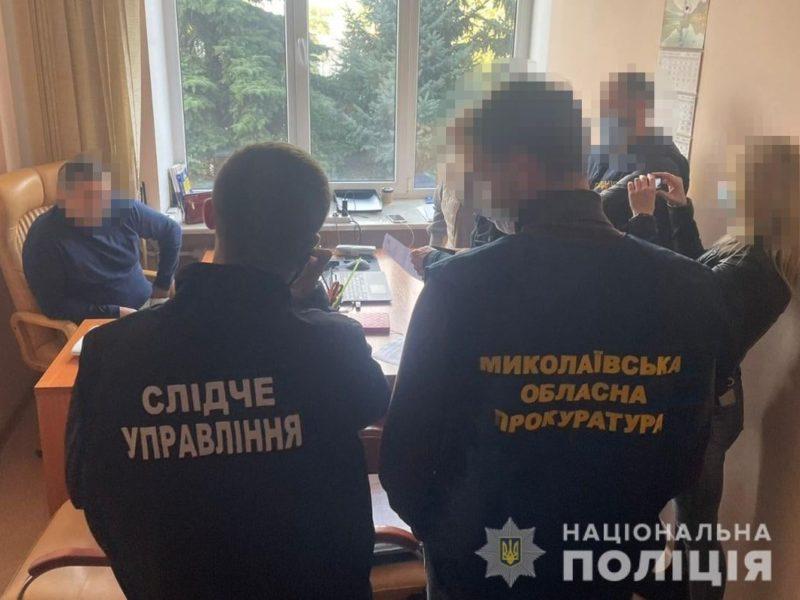 В Николаеве полиция задержала адвоката, которая взяла $3600 на решение в ОГА вопроса выделения земли