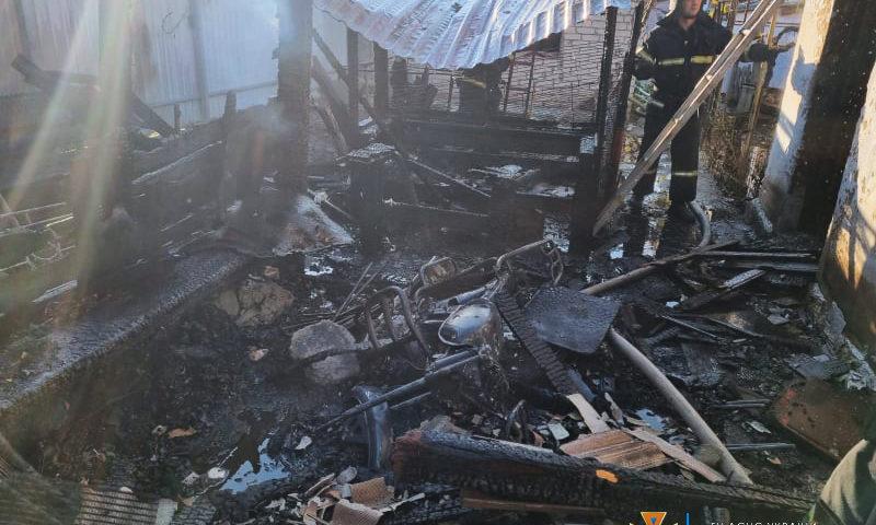 В Николаеве на пожарище найден труп мужчины (ФОТО) 5