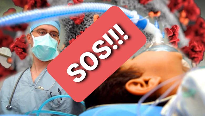 SOS! Больница в Вознесенске получила предупреждение, что кислорода не будет (ДОКУМЕНТ) 15