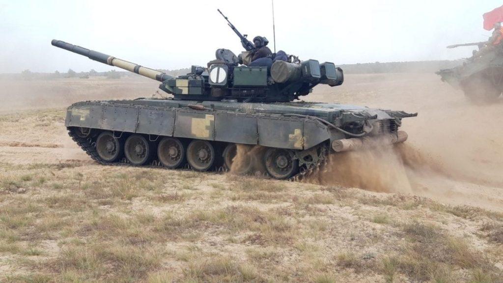 На Николаевщине у морских пехотинцев и резервистов начались учения (ФОТО) 5