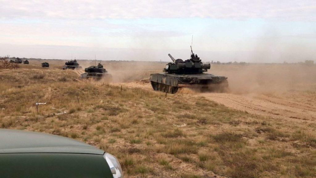 На Николаевщине у морских пехотинцев и резервистов начались учения (ФОТО) 9