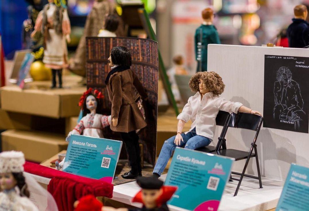 Кукольная Украина. Художники представили игрушечные копии известных украинцев (ФОТО) 3
