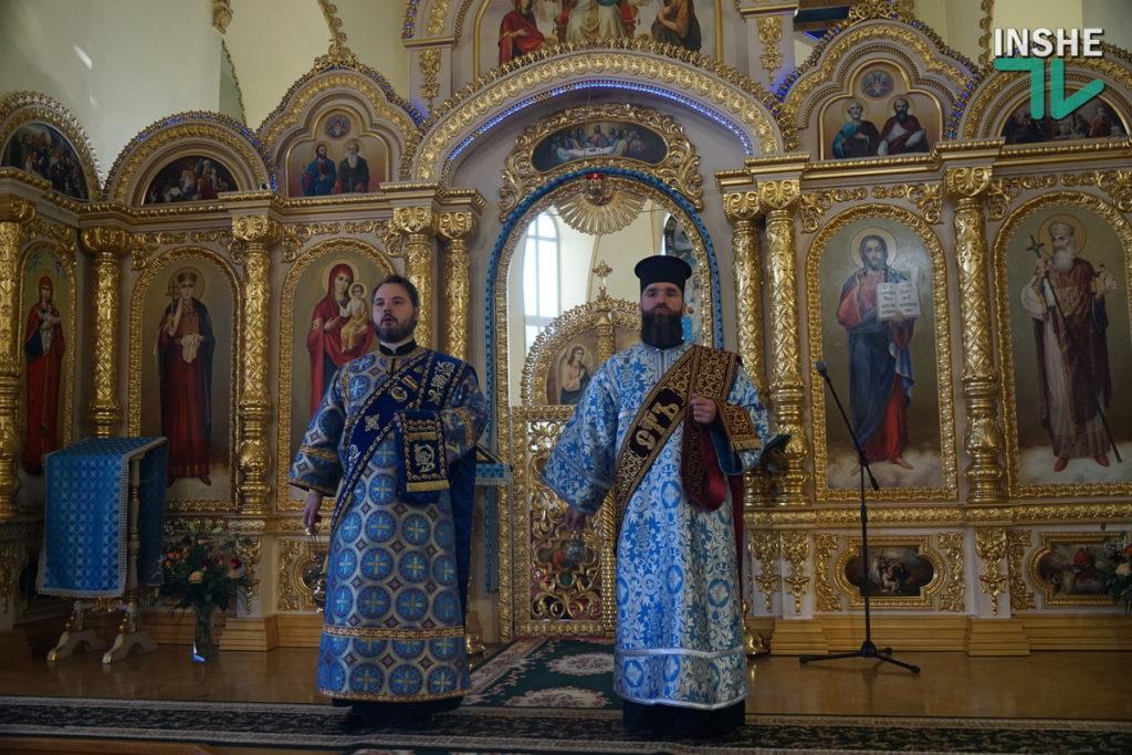 Предстоятель Украинской Православной Церкви Епифаний возглавил Божественную литургию в николаевском храме (ФОТО, ВИДЕО) 11