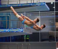 Юные прыгуны в воду из Николаева достойно показали себя на чемпионате Украины и выступят на чемпионате мира (ФОТО)