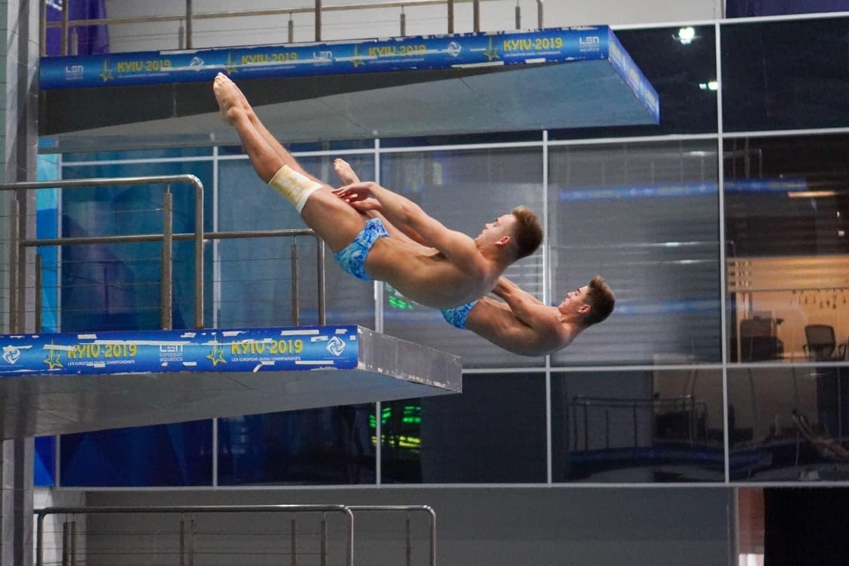 Юные прыгуны в воду из Николаева достойно показали себя на чемпионате Украины и выступят на чемпионате мира (ФОТО) 5