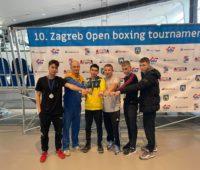 Николаевские боксеры и кикбоксеры отличились на международных соревнованиях (ФОТО)