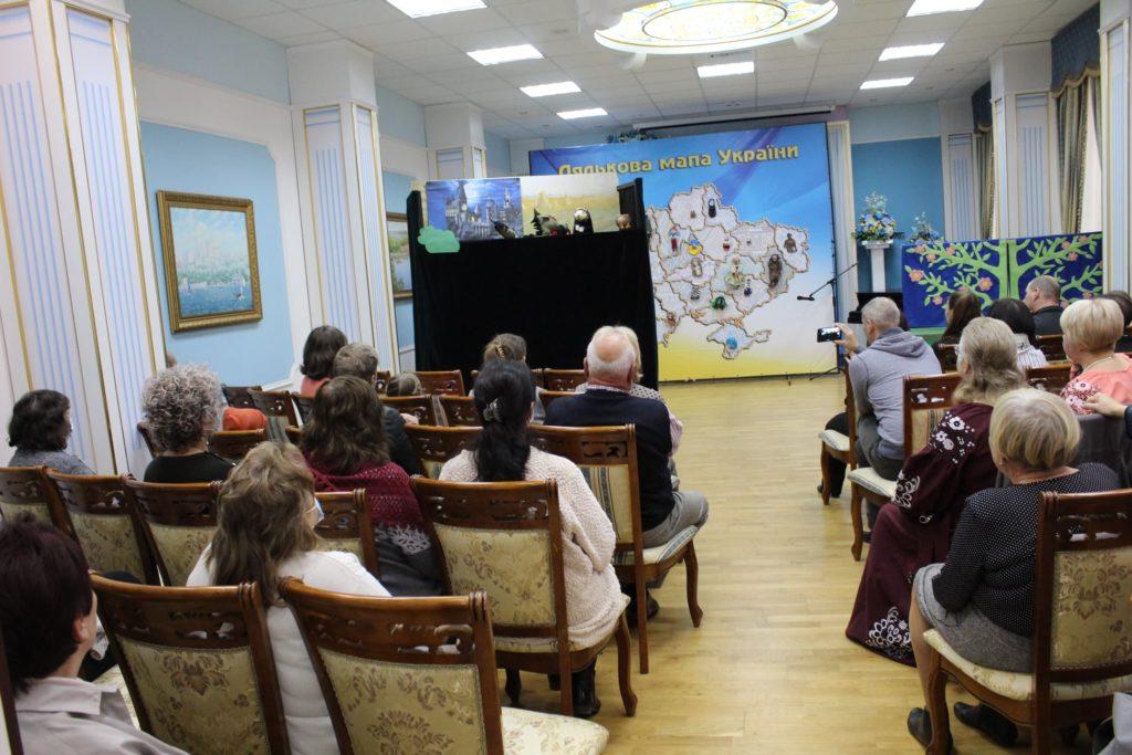 В Николаеве создали Кукольную карту Украины (ФОТО) 13