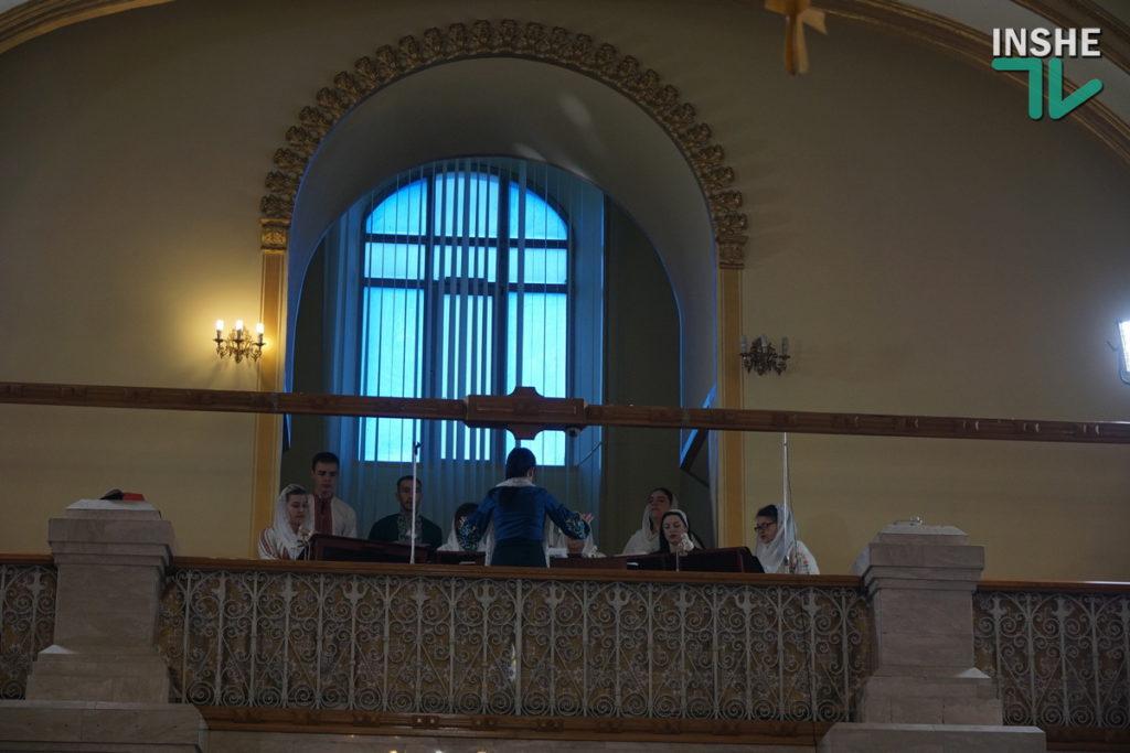 Предстоятель Украинской Православной Церкви Епифаний возглавил Божественную литургию в николаевском храме (ФОТО, ВИДЕО) 15