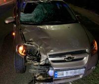 В Нечаяном под колесами Chevrolet Aveo погибла женщина, полиция ищет свидетелей (ФОТО)