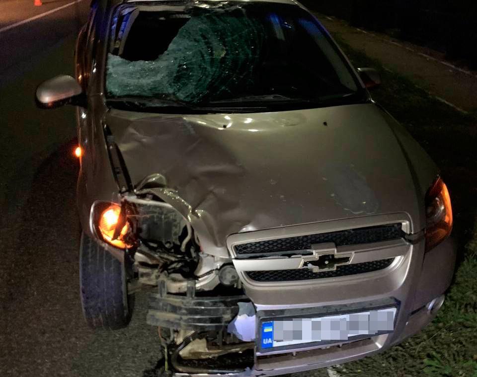 В Нечаяном под колесами Chevrolet Aveo погибла женщина, полиция ищет свидетелей (ФОТО) 1