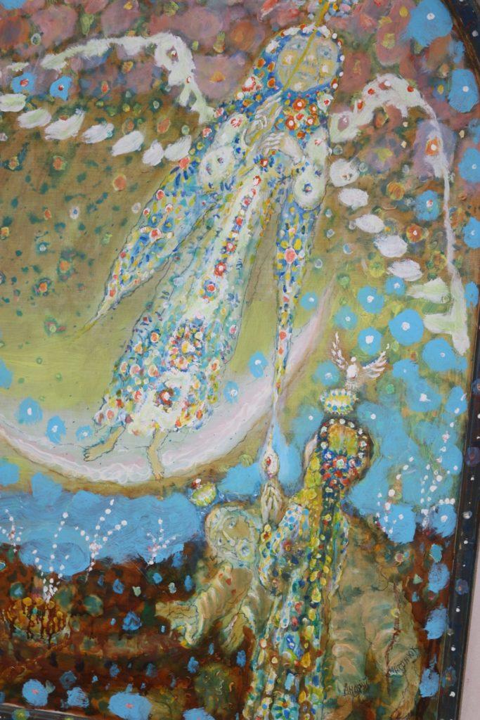«Молитва про Андрія»: в николаевской библиотеке им.Кропивницкого открылась мини-выставка картин Андрея Антонюка (ФОТО) 17