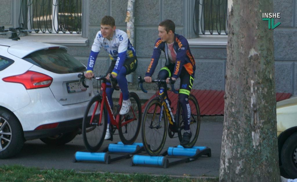 На чемпионат Украины по велоспорту в Николаев приехало более сотни спортсменов со всей страны (ФОТО и ВИДЕО) 9