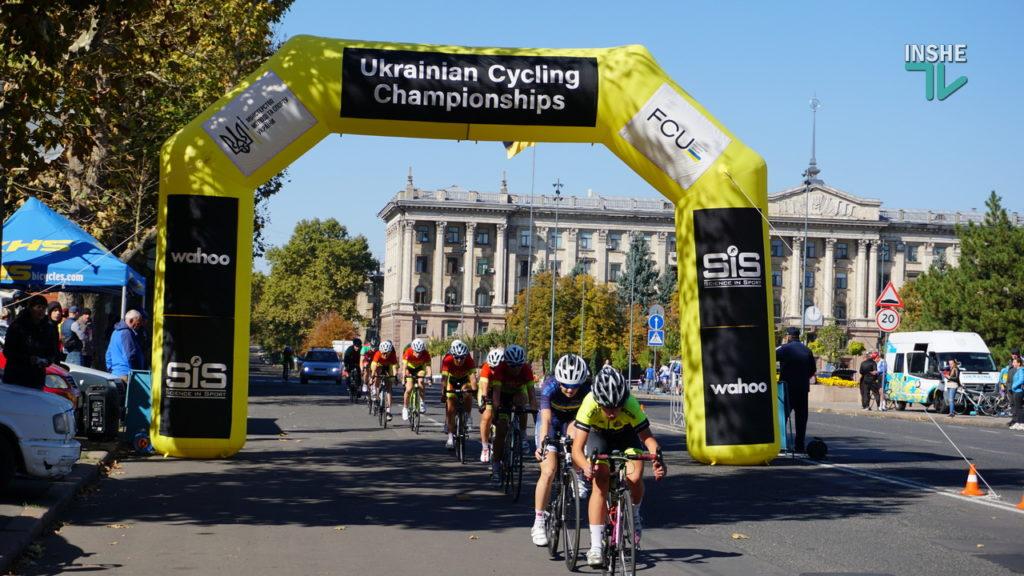 На чемпионат Украины по велоспорту в Николаев приехало более сотни спортсменов со всей страны (ФОТО и ВИДЕО) 13