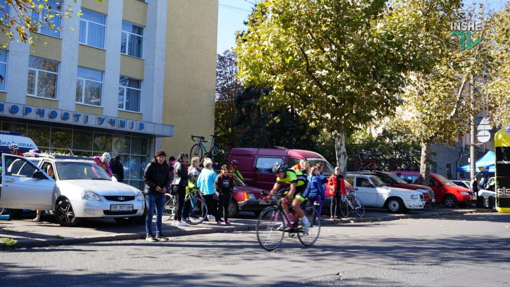 На чемпионат Украины по велоспорту в Николаев приехало более сотни спортсменов со всей страны (ФОТО и ВИДЕО) 15