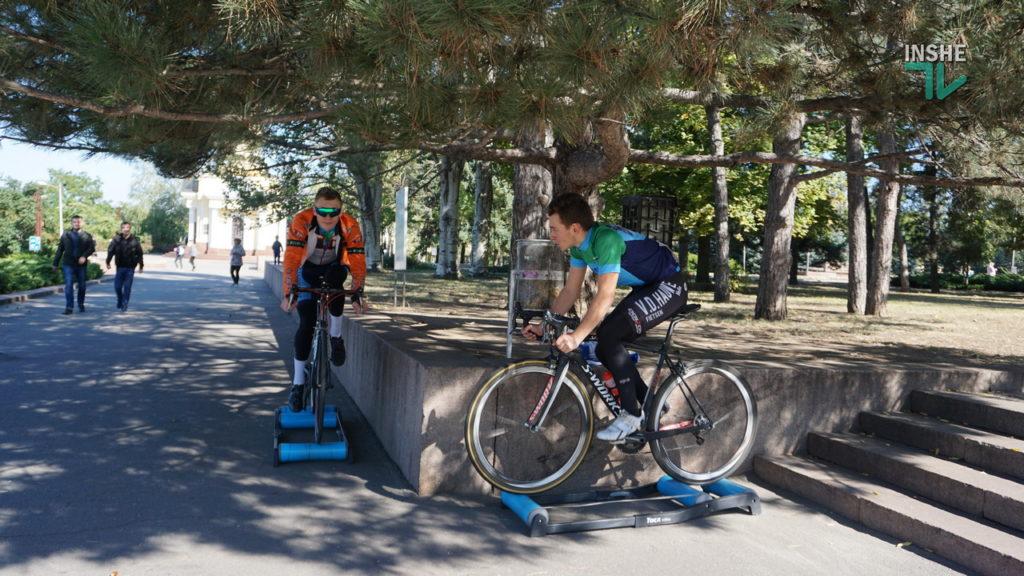 На чемпионат Украины по велоспорту в Николаев приехало более сотни спортсменов со всей страны (ФОТО и ВИДЕО) 19