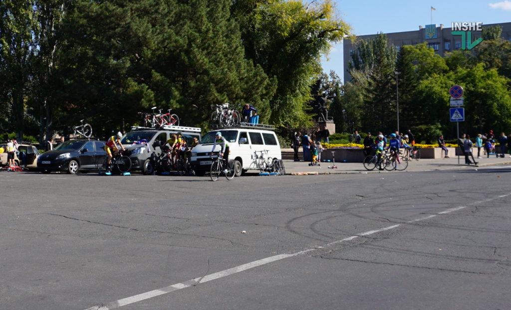 На чемпионат Украины по велоспорту в Николаев приехало более сотни спортсменов со всей страны (ФОТО и ВИДЕО) 21