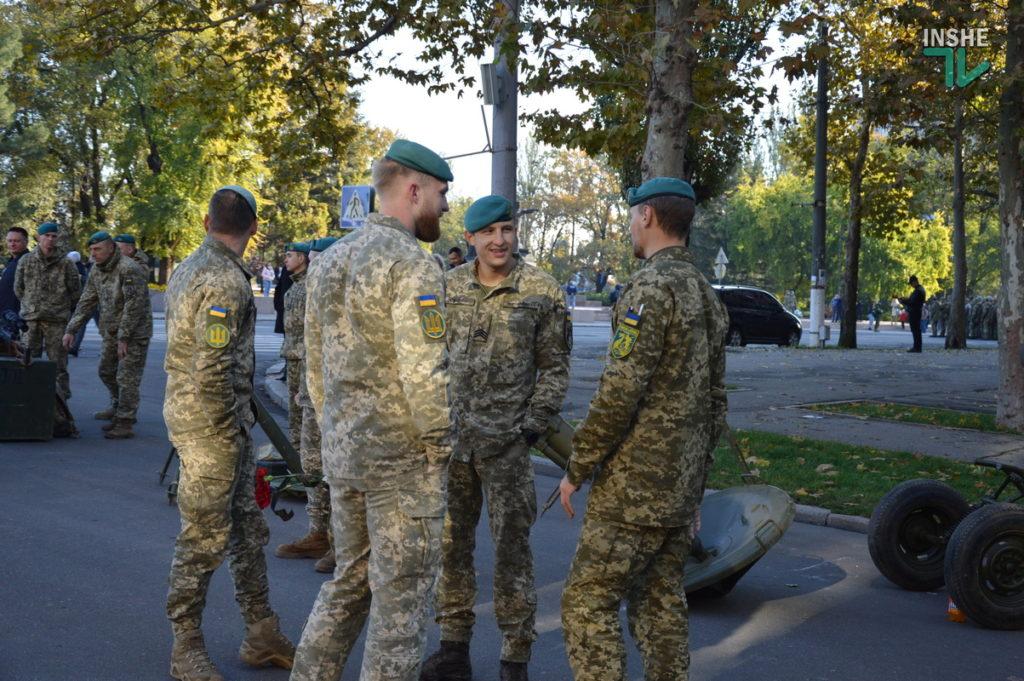 В Николаеве празднуют День защитника Украины (ФОТО и ВИДЕО) 7