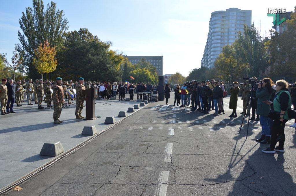 В Николаеве празднуют День защитника Украины (ФОТО и ВИДЕО) 35