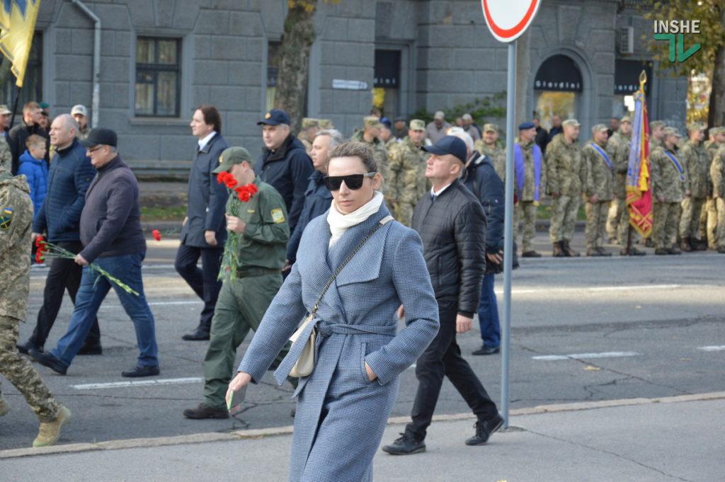 В Николаеве празднуют День защитника Украины (ФОТО и ВИДЕО) 57