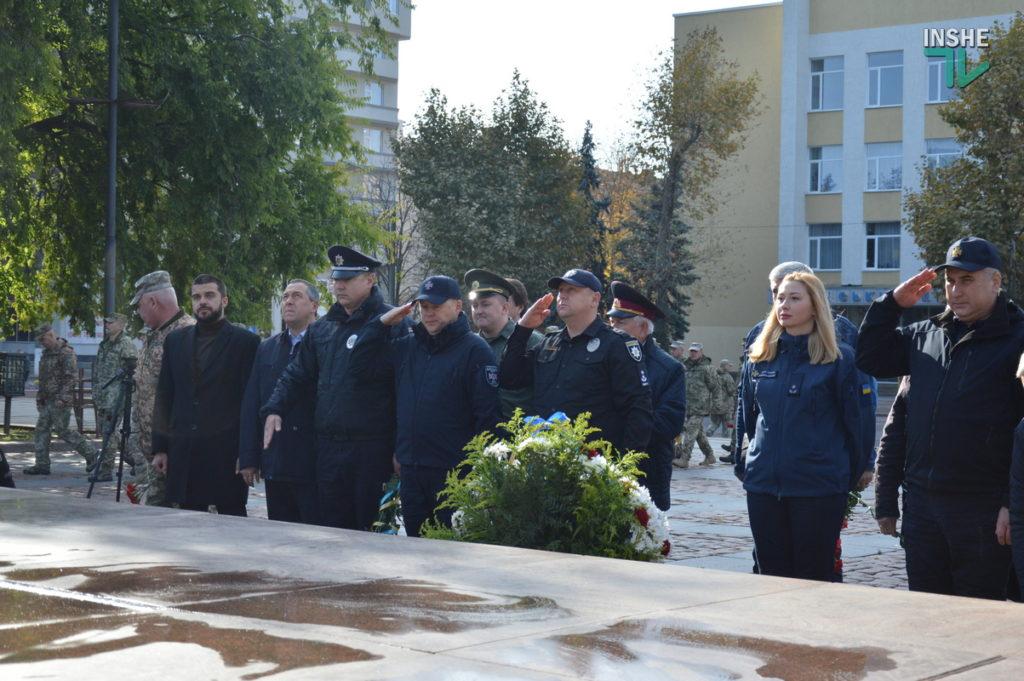 В Николаеве празднуют День защитника Украины (ФОТО и ВИДЕО) 59