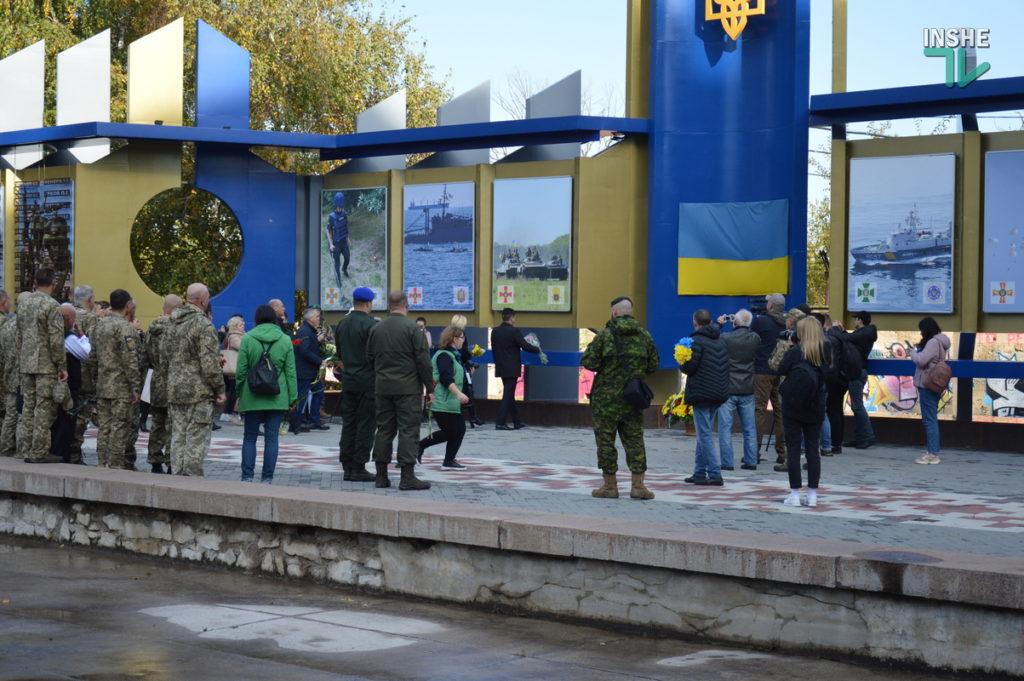 В Николаеве празднуют День защитника Украины (ФОТО и ВИДЕО) 61