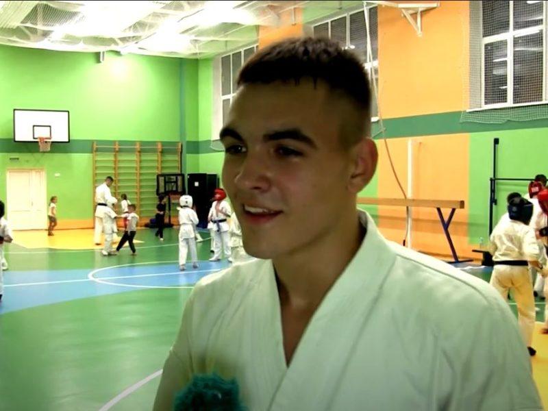 Юный николаевец Артем Багринец стал бронзовым призером чемпионата Европы по киокушин кай каратэ (ФОТО, ВИДЕО)