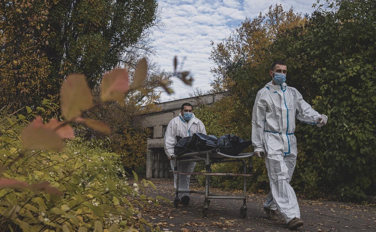 В Николаевской области за сутки от COVID умерло 15 человек, в больницах находится 1329 пациентов 7