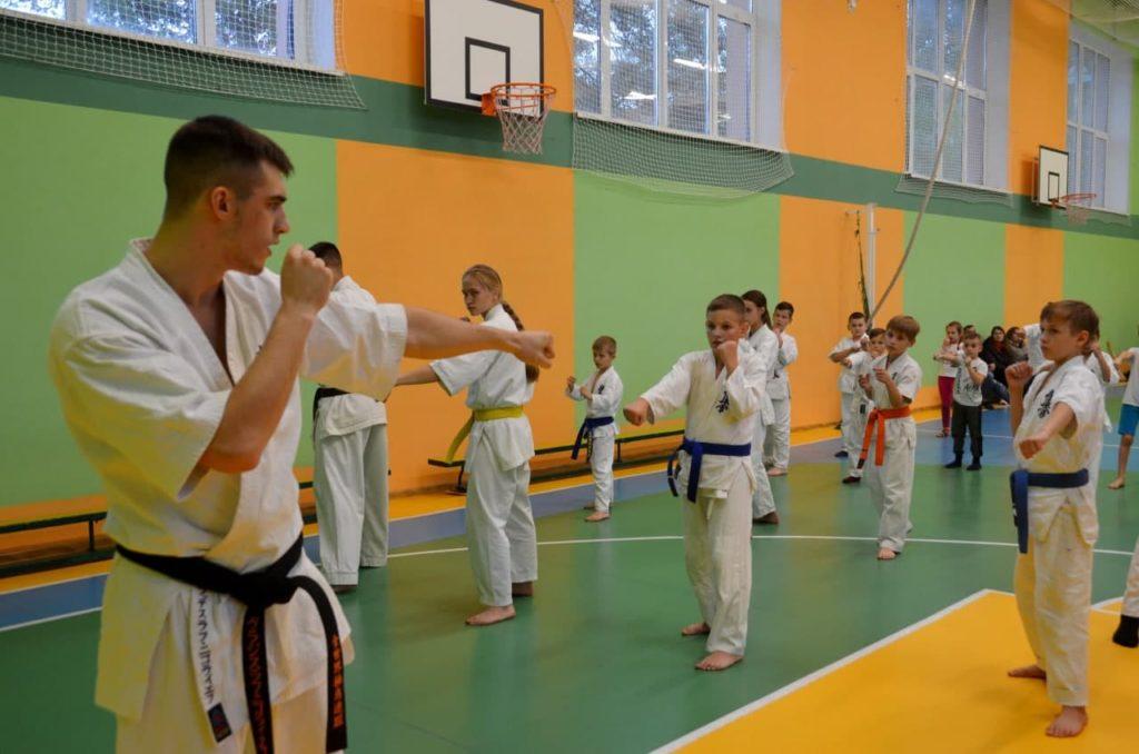 Юный николаевец Артем Багринец стал бронзовым призером чемпионата Европы по киокушин кай каратэ (ФОТО, ВИДЕО) 3