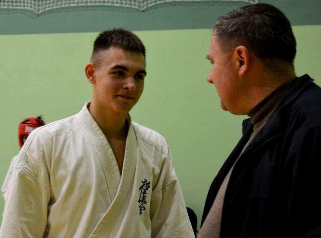 Юный николаевец Артем Багринец стал бронзовым призером чемпионата Европы по киокушин кай каратэ (ФОТО, ВИДЕО) 13
