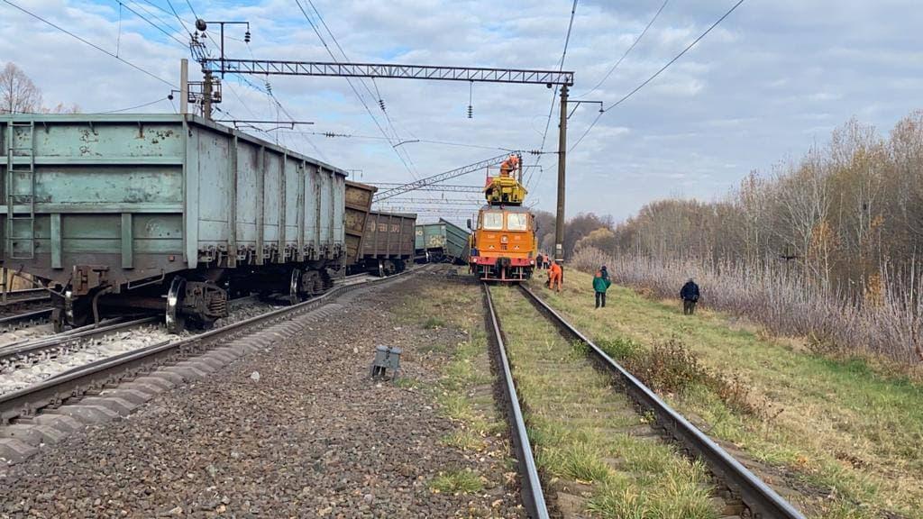Из-за аварии под Житомиром задерживаются поезда - в том числе и в Николаев 3