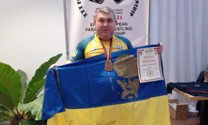 Николаевский спортсмен завоевал «бронзу» чемпионата Европы по армреслингу (ФОТО) 5